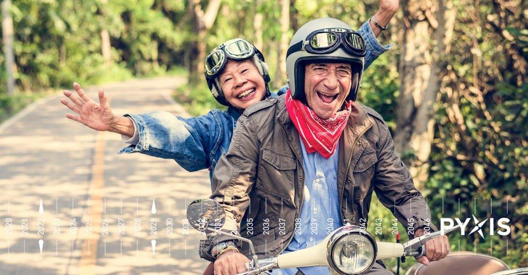 Vier pensioentips om straks onbezorgd te genieten